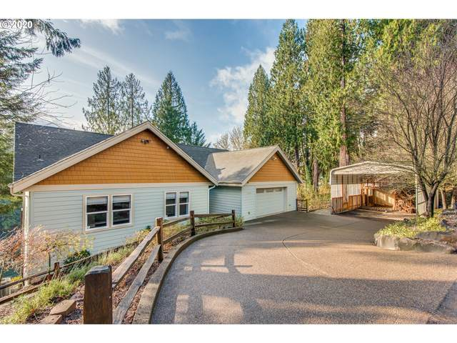 4353 Old Lewis River Rd, Woodland, WA 98674 (MLS #20273386) :: Gustavo Group