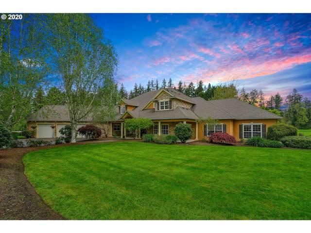 4820 NE 306TH Cir, La Center, WA 98629 (MLS #20277212) :: Cano Real Estate
