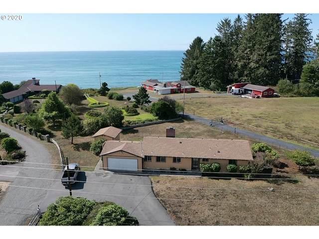 15462 Oceanview Dr, Brookings, OR 97415 (MLS #20285849) :: Beach Loop Realty