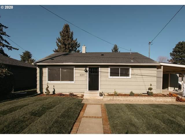 8201 N Swenson St, Portland, OR 97203 (MLS #20287423) :: Cano Real Estate