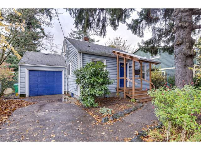 9115 N Geneva Ave, Portland, OR 97203 (MLS #20290790) :: Next Home Realty Connection