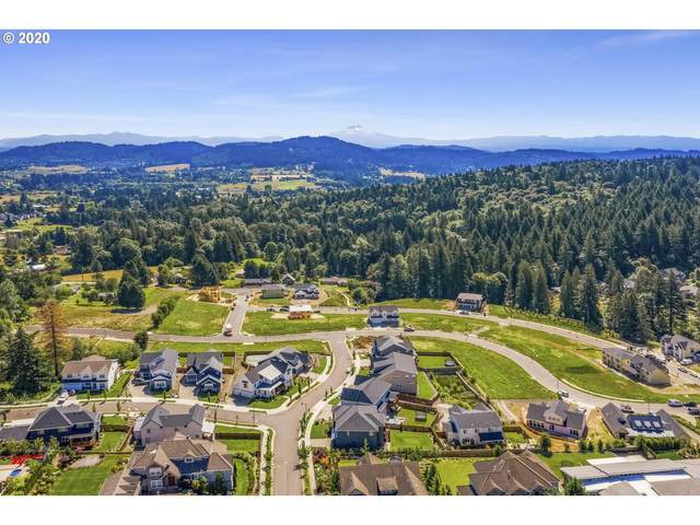 9245 SE Spyglass Dr #4, Happy Valley, OR 97086 (MLS #20292534) :: The Liu Group
