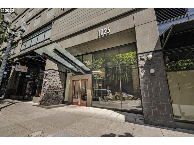 1025 NW Couch St #519, Portland, OR 97209 (MLS #20294984) :: Cano Real Estate