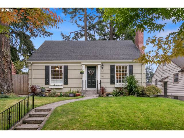 5849 NE 28TH Ave, Portland, OR 97211 (MLS #20296394) :: The Galand Haas Real Estate Team