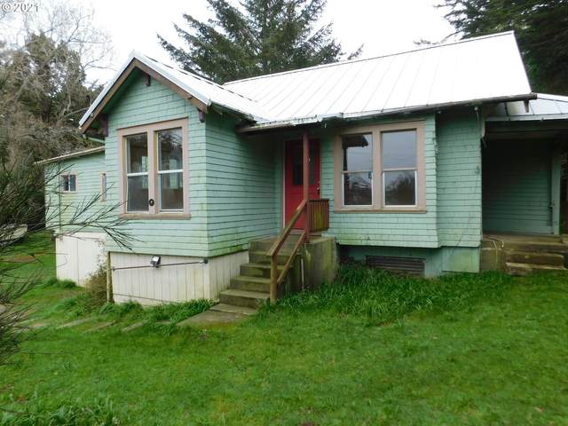 677 Ninth St, Port Orford, OR 97465 (MLS #20301016) :: Beach Loop Realty