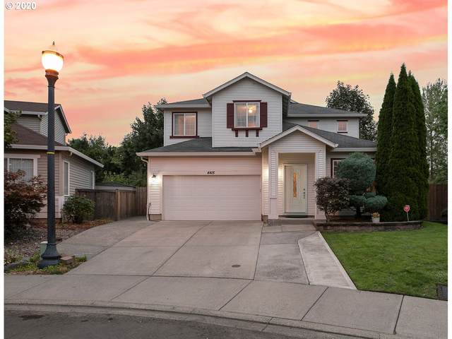 4415 SE 185TH Ct, Vancouver, WA 98683 (MLS #20310961) :: Next Home Realty Connection