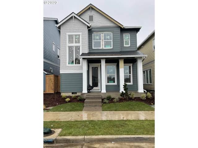 6964 SE Genrosa St, Hillsboro, OR 97123 (MLS #20313944) :: Townsend Jarvis Group Real Estate