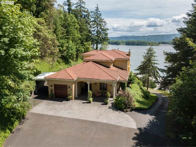 48 Little Cape Horn Rd, Cathlamet, WA 98612 (MLS #20314716) :: Real Tour Property Group