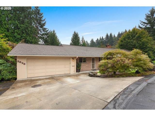 2626 SW Sherwood Pl, Portland, OR 97201 (MLS #20315302) :: Townsend Jarvis Group Real Estate