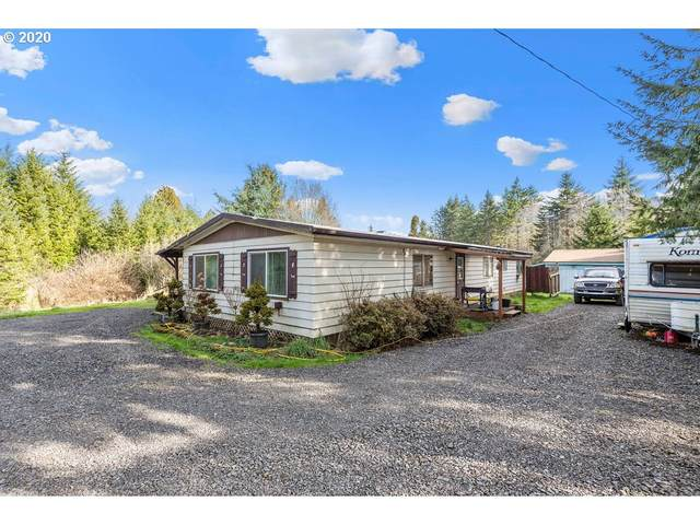 74471 Palm Creek Rd, Clatskanie, OR 97016 (MLS #20316704) :: Song Real Estate