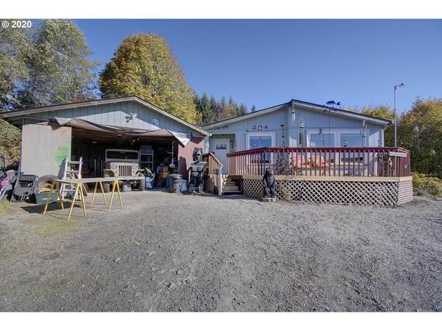 204 Canyon Creek Rd, Woodland, WA 98674 (MLS #20319923) :: Holdhusen Real Estate Group