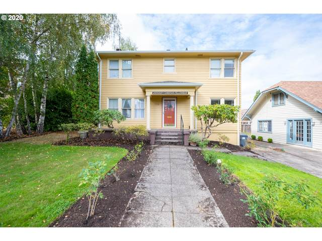 1858 University St, Eugene, OR 97403 (MLS #20326246) :: Townsend Jarvis Group Real Estate