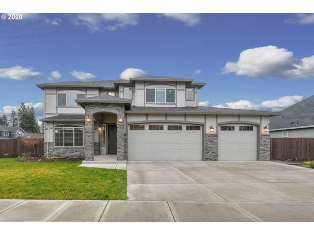 813 NE 26TH Way, Battle Ground, WA 98604 (MLS #20328229) :: Matin Real Estate Group