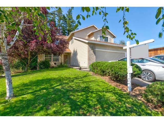 16199 SE Goosehollow Dr, Damascus, OR 97089 (MLS #20332337) :: Fox Real Estate Group