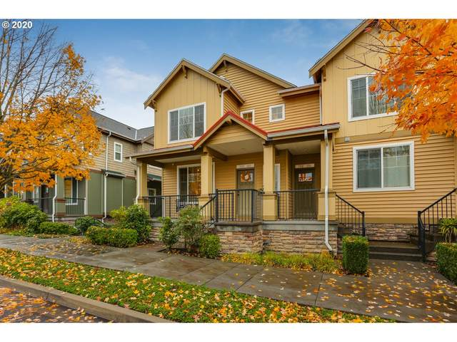 709 NW 118TH Ave #105, Portland, OR 97229 (MLS #20332926) :: Gustavo Group