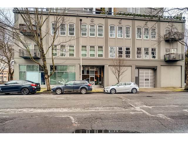 725 NW Flanders St #307, Portland, OR 97209 (MLS #20333734) :: McKillion Real Estate Group