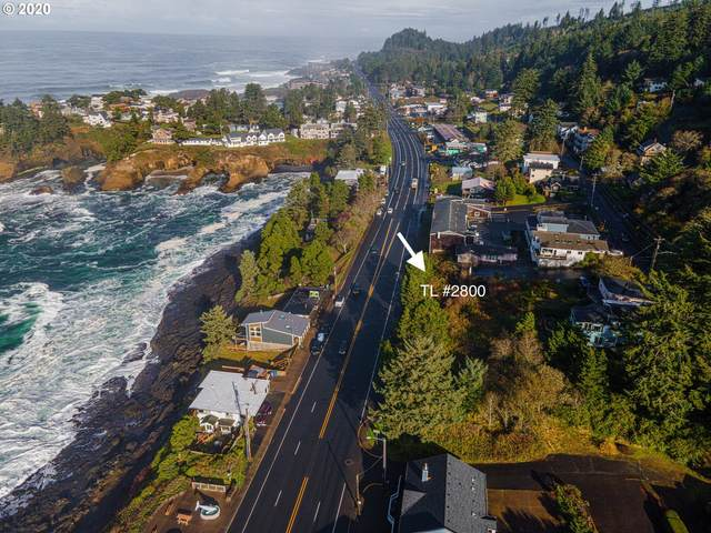 100 Blk N Hwy 101-4 Lots, Depoe Bay, OR 97341 (MLS #20335450) :: Stellar Realty Northwest