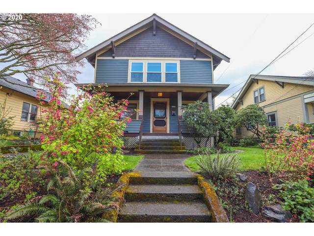 1144 SE Rex St, Portland, OR 97202 (MLS #20336529) :: Next Home Realty Connection