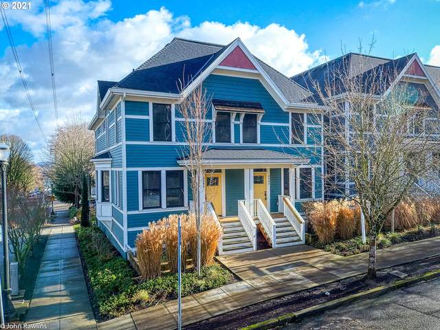 3304 SW 1ST Ave, Portland, OR 97239 (MLS #20341779) :: Song Real Estate