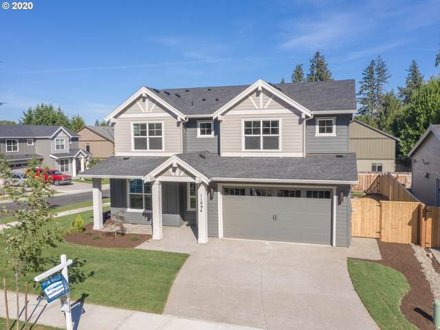 11094 SW 114th Pl, Tigard, OR 97223 (MLS #20342411) :: The Liu Group