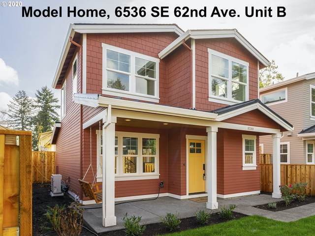 6539 SE 63rd Ave B, Portland, OR 97206 (MLS #20346105) :: Real Tour Property Group