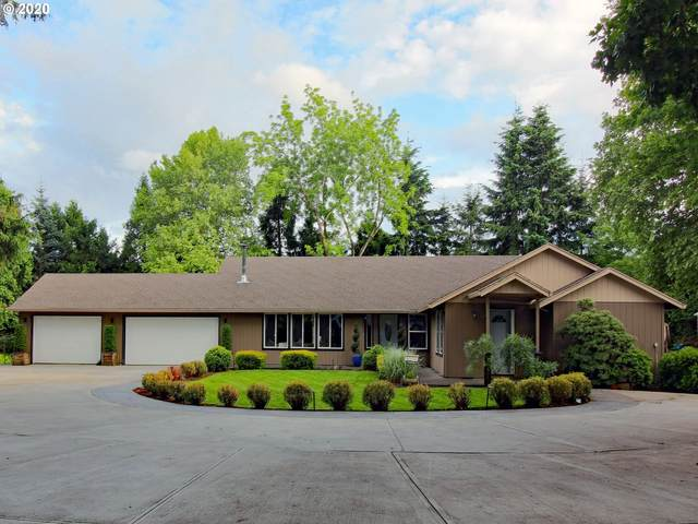 34072 E Columbia Ave, Scappoose, OR 97056 (MLS #20348533) :: Piece of PDX Team
