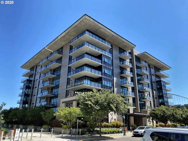 1830 NW Riverscape St NW #308, Portland, OR 97209 (MLS #20348634) :: Holdhusen Real Estate Group