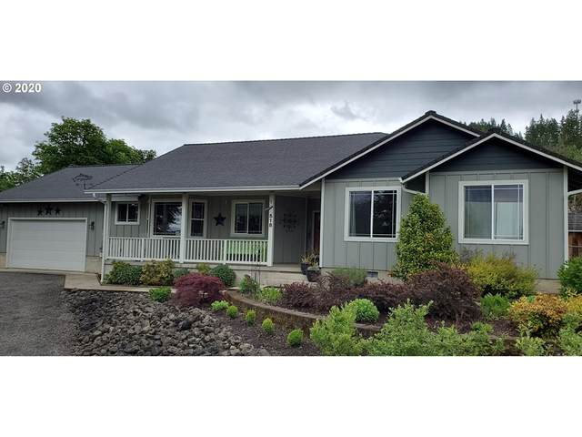 518 SE Apple St, Oakland, OR 97462 (MLS #20351585) :: Townsend Jarvis Group Real Estate