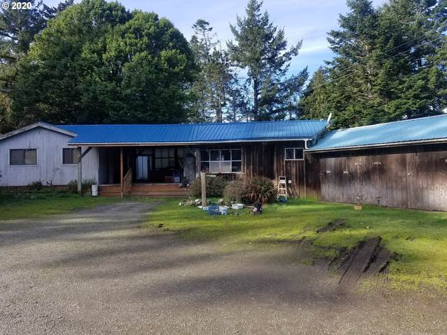 1078 Agate Beach Rd, Port Orford, OR 97465 (MLS #20352422) :: Gustavo Group