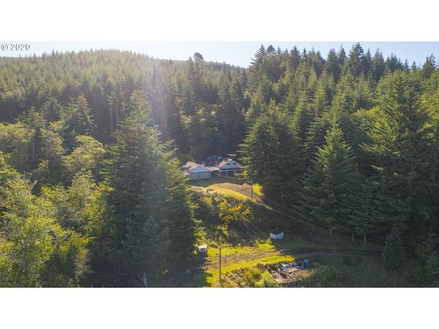 69148 St Dennis Rd, North Bend, OR 97459 (MLS #20353391) :: Beach Loop Realty