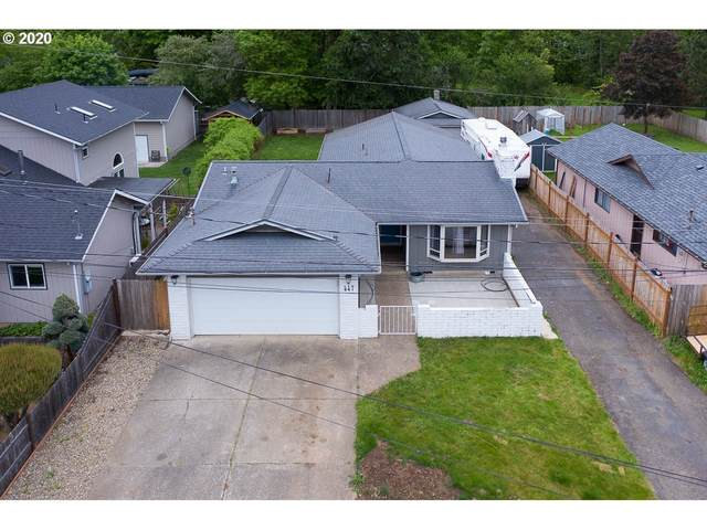447 12TH Ave, Sweet Home, OR 97386 (MLS #20354335) :: Fox Real Estate Group