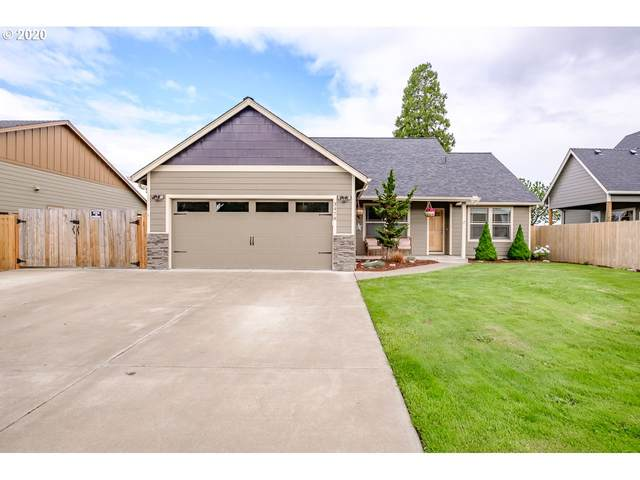 3478 NW Oak Grove Way, Albany, OR 97321 (MLS #20354874) :: Change Realty