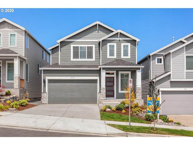 7691 SW Hansen Ln Lot25, Tigard, OR 97224 (MLS #20358315) :: Townsend Jarvis Group Real Estate