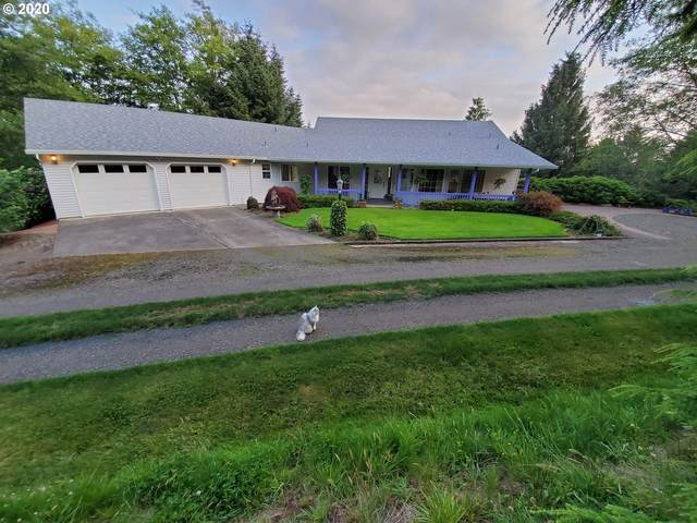 3995 Westwood Dr, Tillamook, OR 97141 (MLS #20360535) :: The Pacific Group