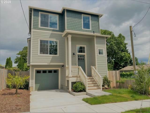 5467 N Cecelia St, Portland, OR 97203 (MLS #20362377) :: Song Real Estate