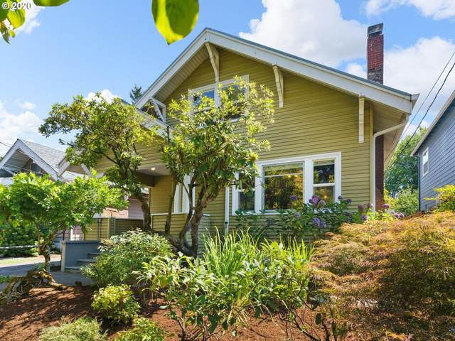 2870 SE Tibbetts St, Portland, OR 97202 (MLS #20363105) :: Next Home Realty Connection
