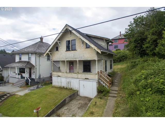713 Irving Ave, Astoria, OR 97103 (MLS #20368281) :: Song Real Estate
