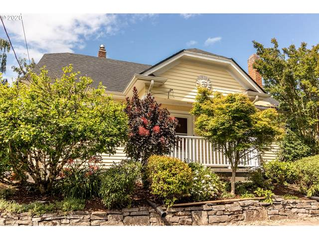 4115 SE Grant St, Portland, OR 97214 (MLS #20377461) :: Townsend Jarvis Group Real Estate