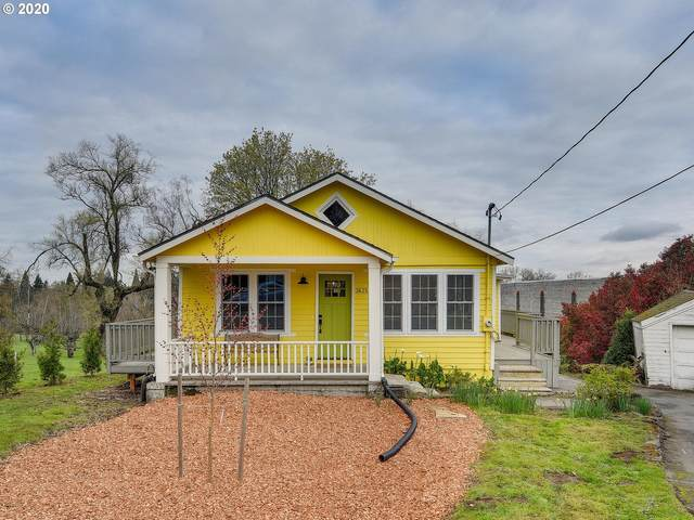 3635 NE Columbia Blvd, Portland, OR 97211 (MLS #20377499) :: Song Real Estate