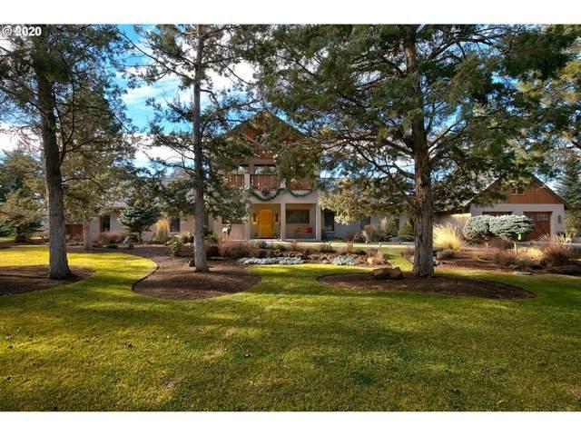 70100 Camp Polk Rd, Sisters, OR 97759 (MLS #20378304) :: Stellar Realty Northwest