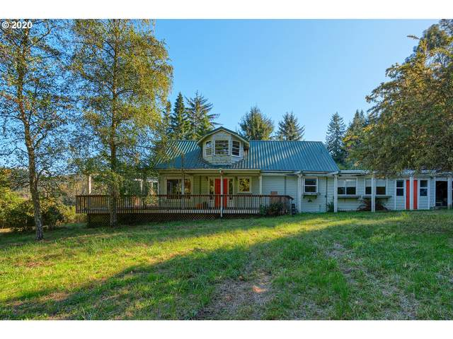 90548 Highway 42S, Coquille, OR 97423 (MLS #20379715) :: Fox Real Estate Group