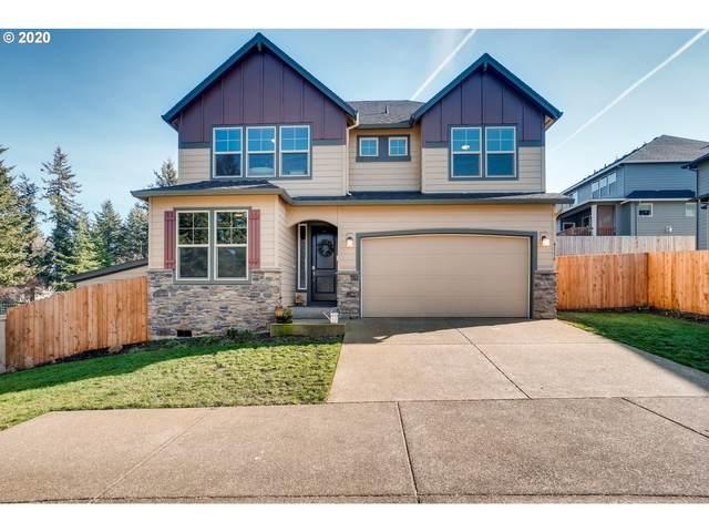 4116 NE Tacoma Ct, Camas, WA 98607 (MLS #20383755) :: Next Home Realty Connection