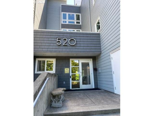 520 SE Columbia River Dr #321, Vancouver, WA 98661 (MLS #20392382) :: Beach Loop Realty