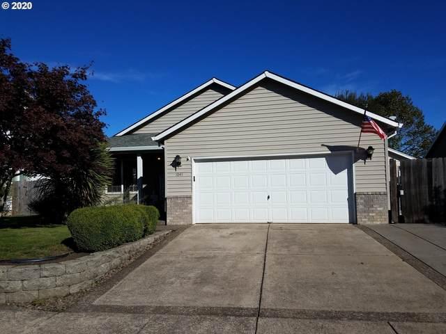 1041 Meadowlark Pl, Molalla, OR 97038 (MLS #20394494) :: Lux Properties