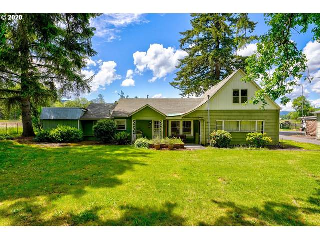 28218 Liberty Rd, Sweet Home, OR 97386 (MLS #20396414) :: Fox Real Estate Group