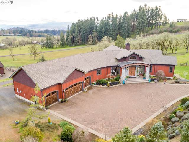 36995 Wallace Creek Rd, Springfield, OR 97478 (MLS #20396877) :: Song Real Estate