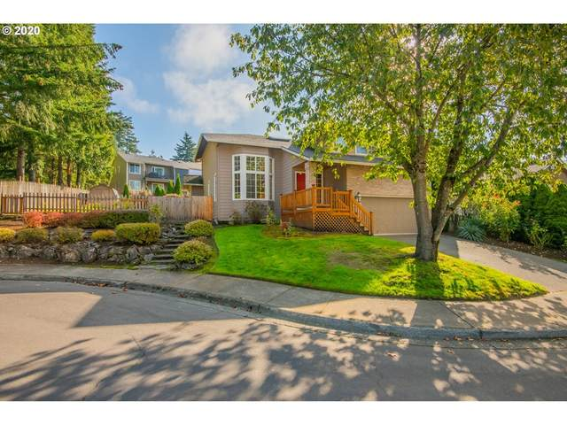 2080 SW 106TH Pl, Portland, OR 97225 (MLS #20401888) :: The Galand Haas Real Estate Team