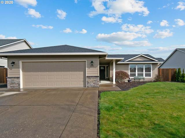 290 SW Valleys Edge St, Mcminnville, OR 97128 (MLS #20401954) :: Song Real Estate