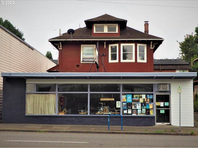 2144 NE Broadway St, Portland, OR 97232 (MLS #20411102) :: Next Home Realty Connection