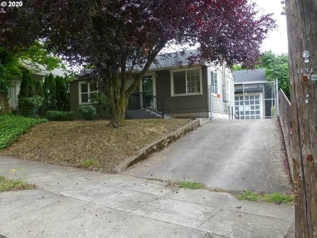 1133 SE Bush St, Portland, OR 97202 (MLS #20418689) :: Townsend Jarvis Group Real Estate